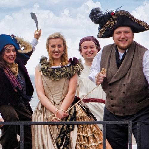 Scottish Opera's Pop-up Opera Roadshow