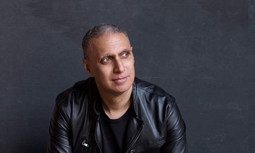 Nitin Sawhney and support