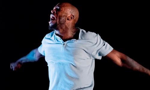 Joseph Toonga Dance Masterclass