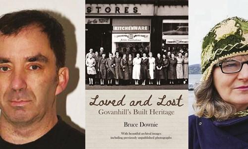 Bruce Downie and Paula Larkin, Govanhill's Built Heritage