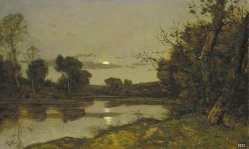 Painting treasures from the Hamilton Bequest