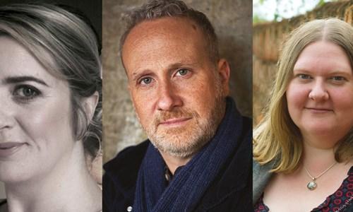 Noelle Holten Introduces…Deborah Masson, Russ Thomas and Nell Pattison