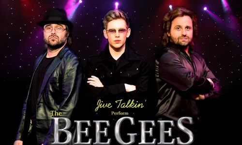 Jive Talkin perform The Bee Gees - 2018 Tour