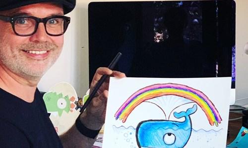 Wee Write Family Day: Rob Biddulph - Glasgow Draw with Rob