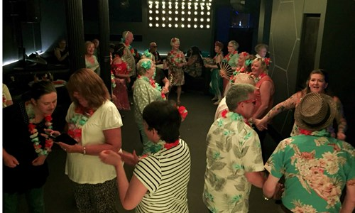 Seniors Daytime Disco - Weekday Wow Factor