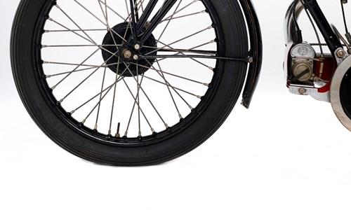 Bike Wall: New Entry – New Gerrard
