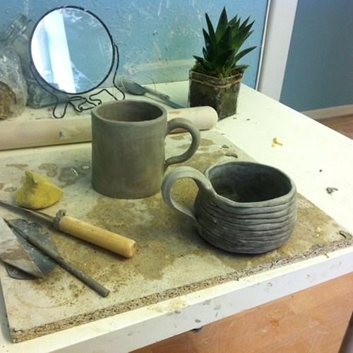 Saturday Art Club - Pots, pots, and more pots