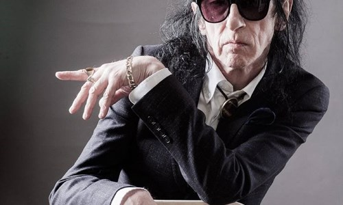 Dr John Cooper Clarke - The Luckiest Guy Alive Tour