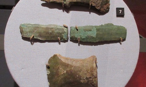 A Late Bronze Age Metalwork Hoard from Middleton, East Renfrewshire