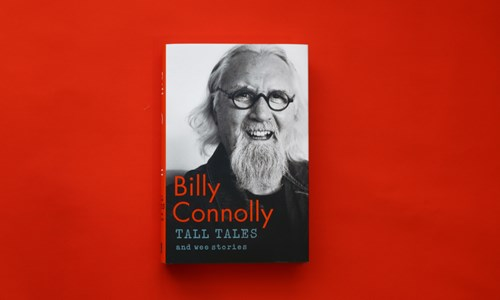 Billy Connolly Short Story Competition