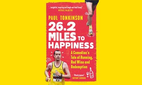 Paul Tonkinson, 26.2 Miles to Happiness