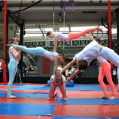 Aerial Edge Youth Show