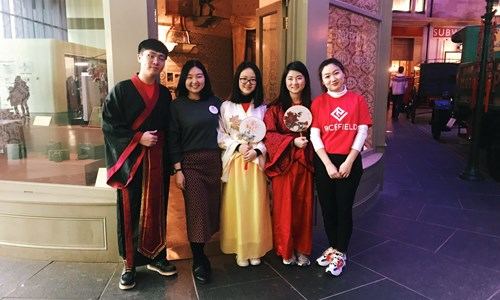 Chinese New Year at Riverside