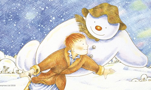 RSNO Christmas Concert featuring The Snowman (2PM)