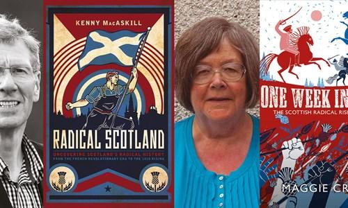 Kenny MacAskill MP and Maggie Craig, 200 years of Radical Scotland