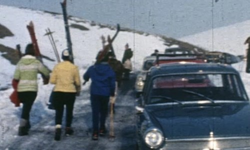 CINE[STHESIA]: Winter sports