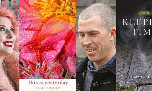 Rose Ruane and Thomas Legendre, This is Yesterday…and Today?