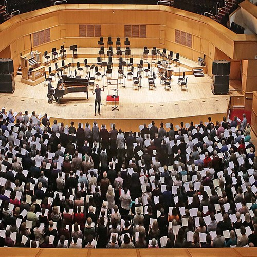 RSNO 2018/19 - Come and Sing: Carmina Burana