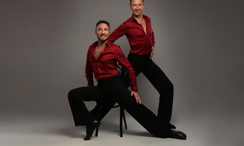 Ian Waite and Vincent Simone... Act Two