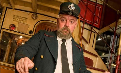 Tram Man Tours