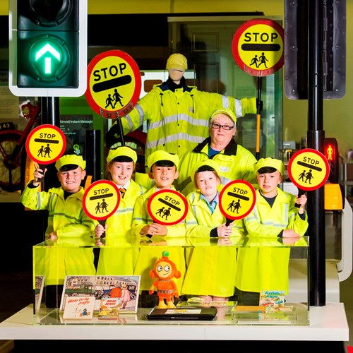 Toucans & Lollipops - Road Safety at Riverside