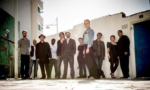 Salsa Celtica 25th Anniversary Big Band and Project SMOK