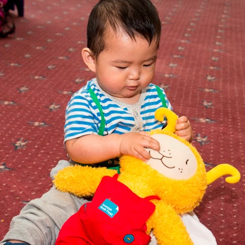 Bookbug At Glasgow Libraries (Chinese Session)