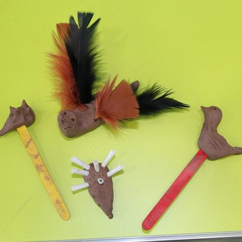 Crazy Clay Creatures - Workshops
