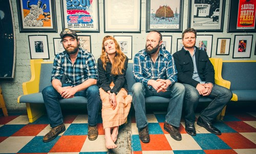 Amanda Anne Platt & The Honeycutters and Cup O'Joe