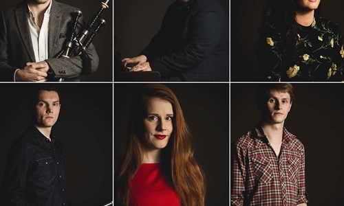 BBC Radio Scotland Young Traditional Musician of the Year Final 2018