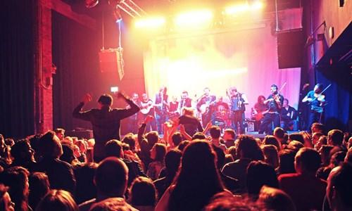 Celtic Connections Festival Club