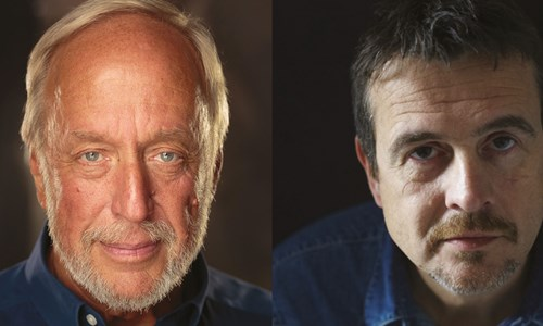 Robert Plomin & Mark Billingham