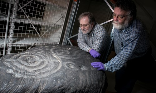Twilight Tour: Prehistoric Rock Art: Mysterious Carvings on Ancient Stones