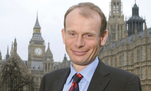 The Books that Made Me - Andrew Marr