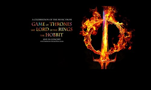Celebration of Music - Game of Thrones, Lord of The Rings and The Hobbit