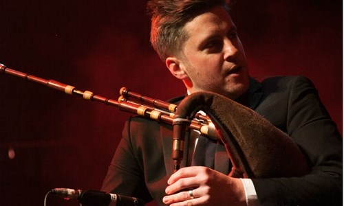 The Conundrum: International Piping Night