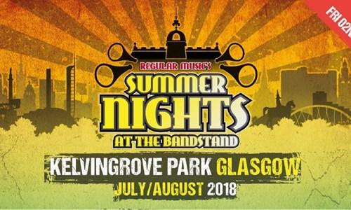 Summer Nights At The Bandstand - James Grant