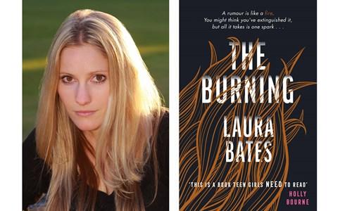 Laura Bates The Burning