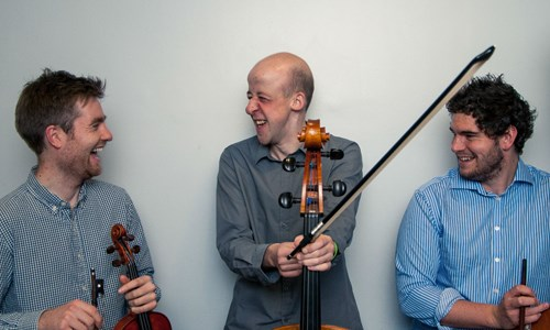 Dementia Friendly Concert with StringSound