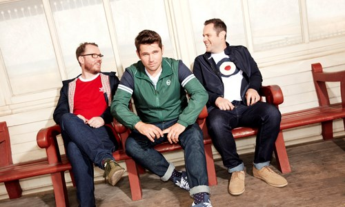 DF Concerts present: Scouting For Girls