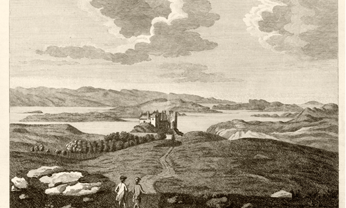 Touring Scotland with Boswell and Johnson