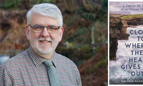Malcolm Alexander, A Year in the Life of an Orkney Doctor