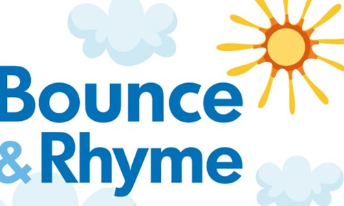 Bounce and Rhyme (12-36 months)