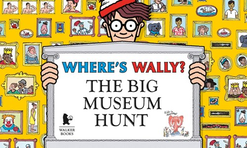 The Big Museum Hunt: Where's Wally?