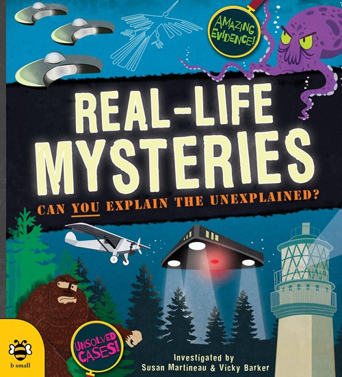 Real-Life Mysteries with Susan Martineau at Mitchell Library image