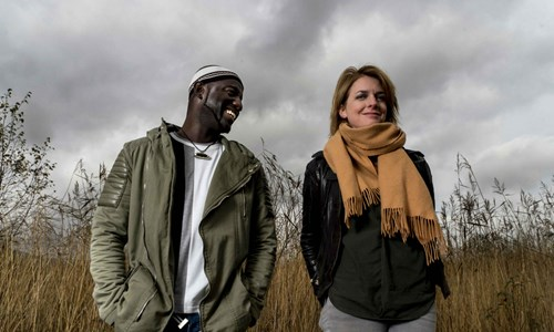Catrin Finch & Seckou Keita and support