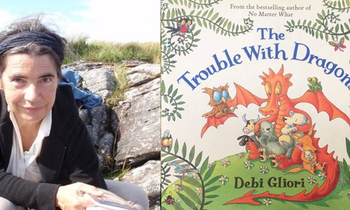 Wee Write Family Day: Debi Gliori - The Trouble with Dragons