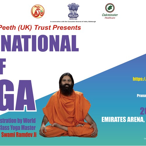 Yoga for Harmony and Peace