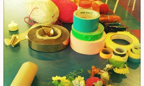 Saturday Art Club: Easter Bonnet