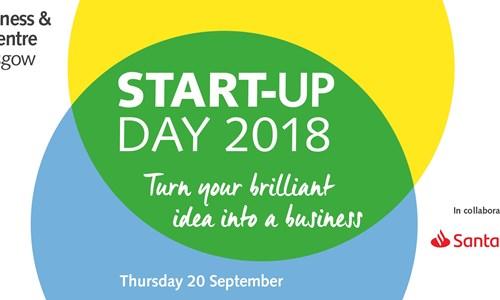 Start Up Day 2018 Glasgow